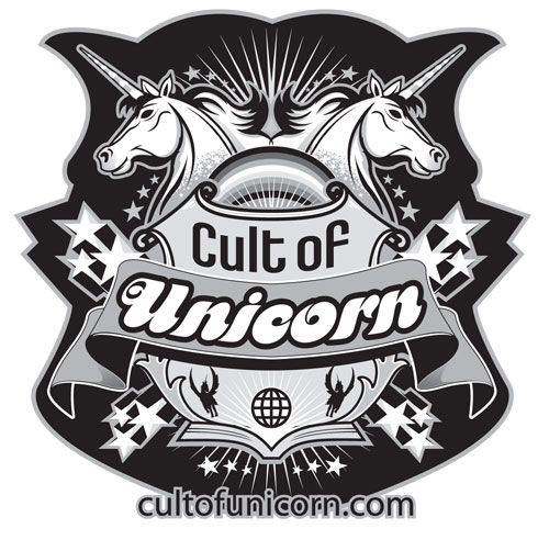 Cult of Unicorn Sticker