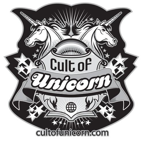 Cult of Unicorn Sticker