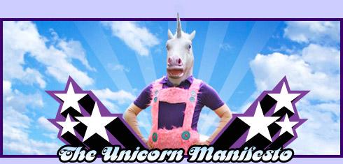 Unicorn Manifesto